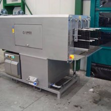 New Compact Tray Washer with Double Track